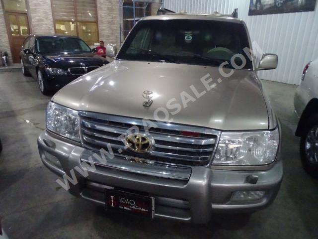 Toyota - Land Cruiser for sale in No Plate