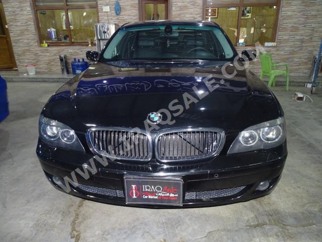 BMW - 7-Series for sale in No Plate