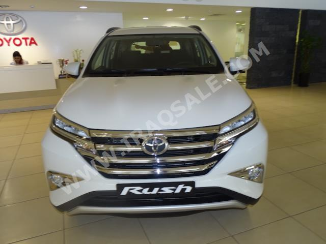 Toyota - Rush for sale in No Plate