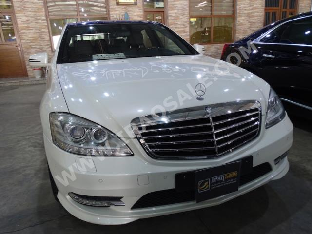 Mercedes-Benz - S-Class for sale in Sulaymaniyah